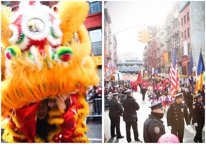 new york experience etc  Year of the Dragon