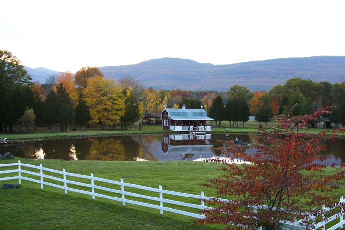 travel new york  From the road: Weekend in the Catskills
