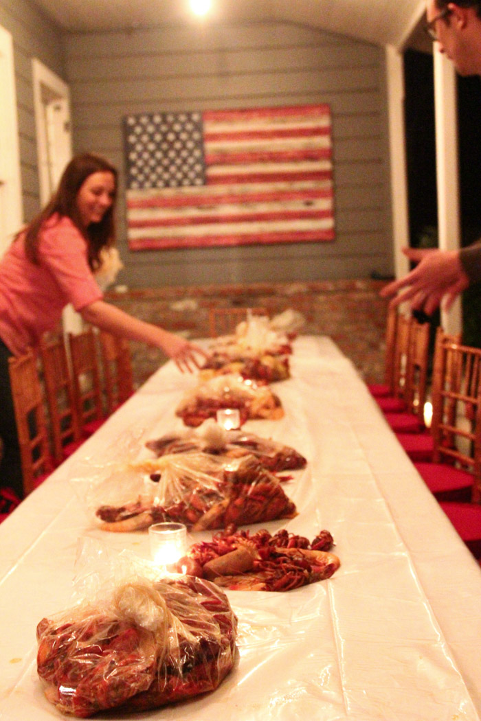 food drink  Hosting a Crawfish Boil
