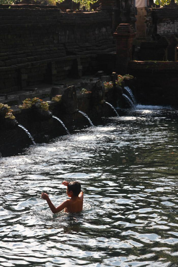 Water Temple Bath