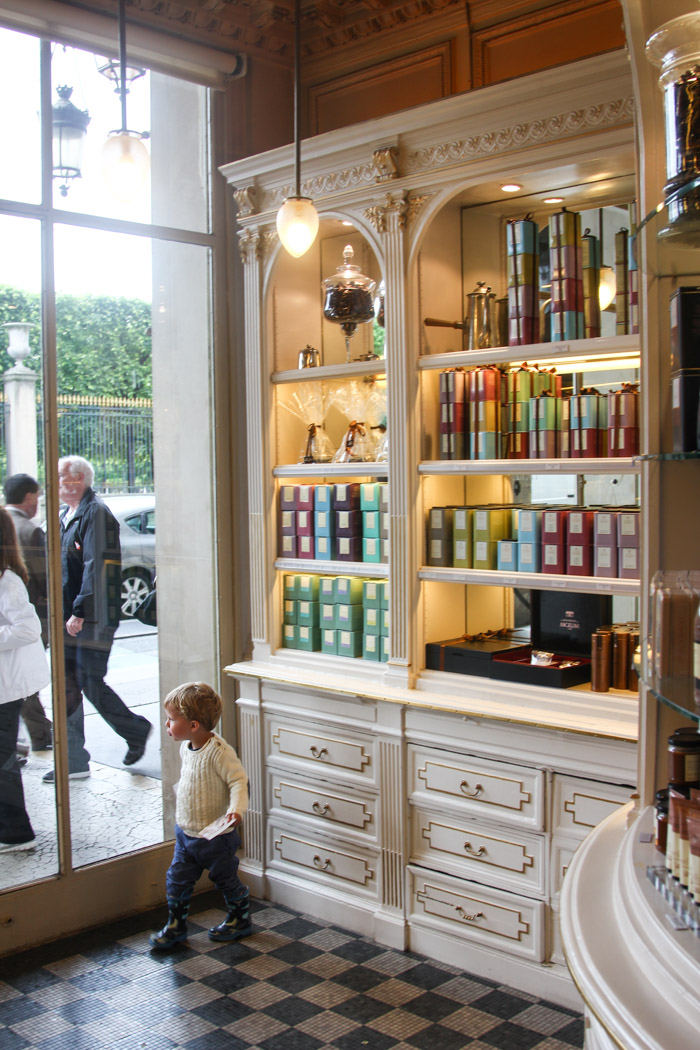 travel family  La Maison Angelina and the truth about high chairs in Paris