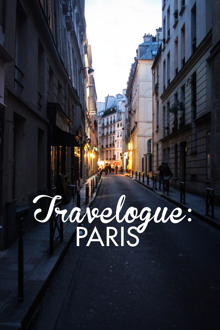 travel  Travelogue: Paris, France (Part Two)