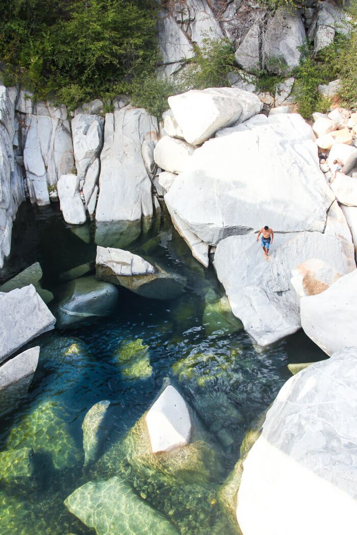 travel california  Daytrip: Swimming in South Yuba River