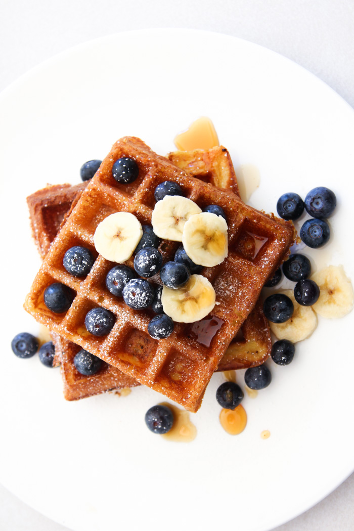 food drink  How to make the best buttermilk waffles