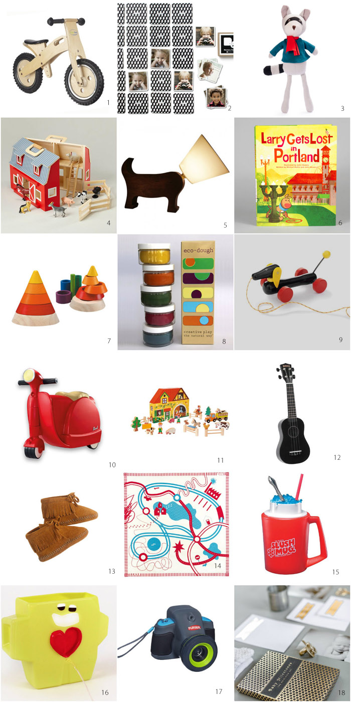 style  Hither & Thither Gift Guide: For the kiddo