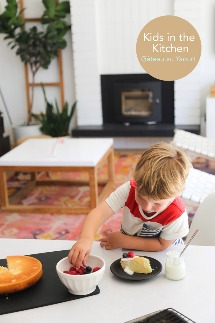 food drink family  Living Clean: Kids in the Kitchen