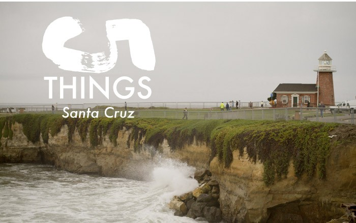 travel  5 THINGS: A Travel Guide to Santa Cruz