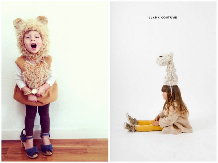 Halloween Costumes 2015 (30 of the Best Ideas: Lion and Llama)