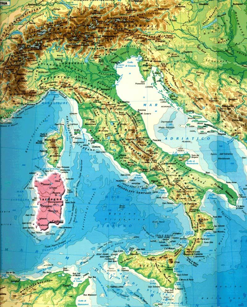 travelogue sardinia italy