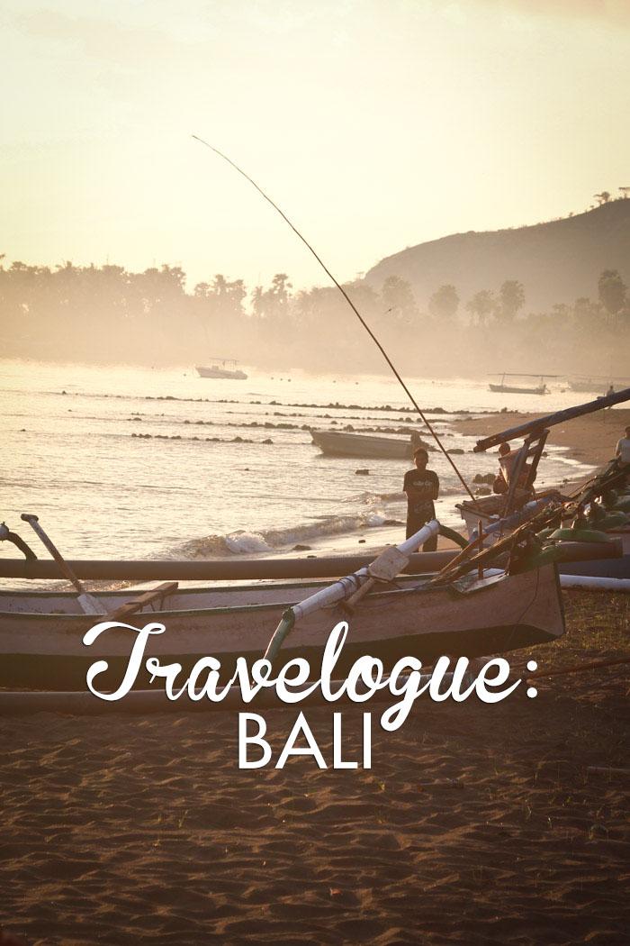 Travelogue_Bali