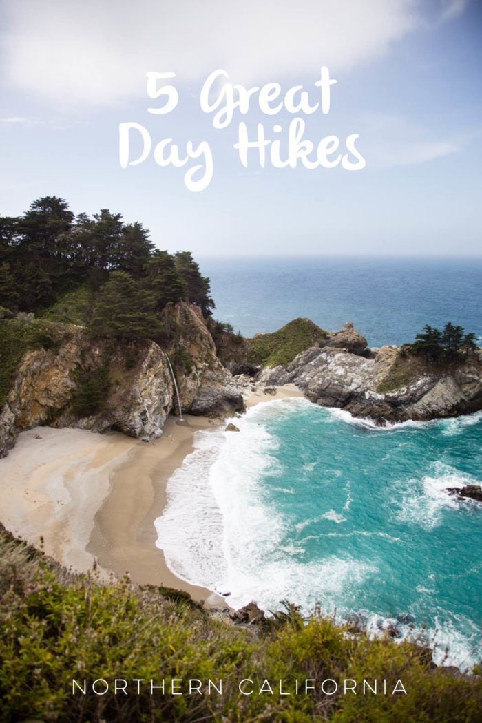 5 Great Day Hikes in Northern Caliifornia
