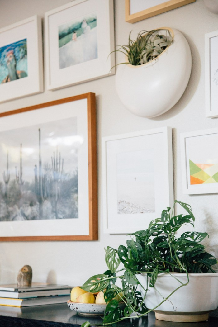 Our Dining Room A Gallery Wall Hither Thither