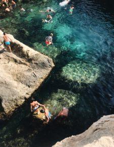 Italy Puglia Salento Summer